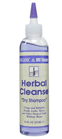 Organic Root Stimulator Herbal Cleanse Dry Shampoo, 8 oz 1386275