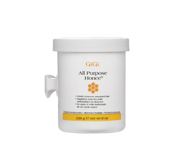 GiGi All Purpose Honee Wax Microwave Formula 8 oz 1426295