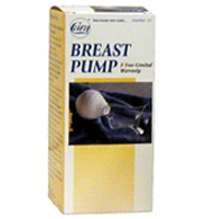 Image of Cara Breast Pump, Manual 1 ea