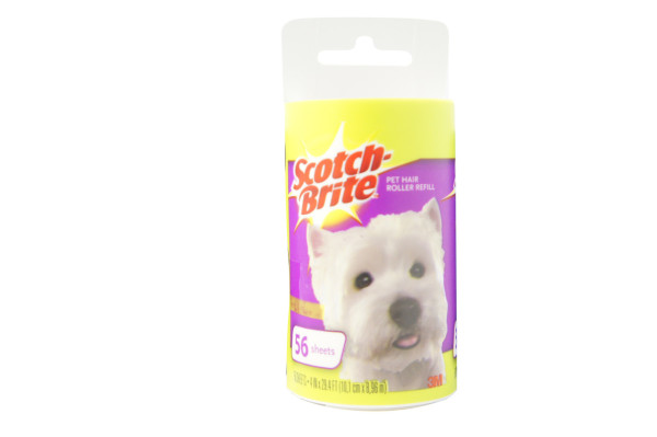 Scotch-Brite Pet Hair Roller Refill 1 ea 1413745