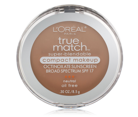 L'Oreal True Match Super-Blendable Compact Makeup, Buff Beig 1358195