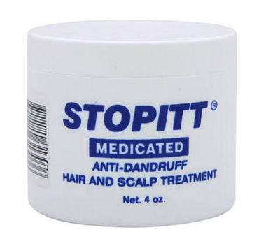 Stopitt  Medicated Anti-Dandruff Hair & Scalp Treatment, 4 o 1390505