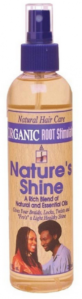Organic Root Stimulator Nature's Shine Spray,  8 oz 1386340