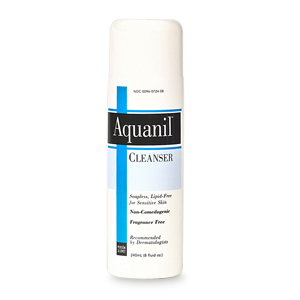 Aquanil Skin Cleanser 8 oz 1225160