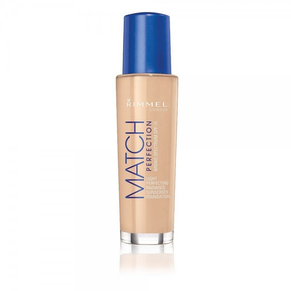 Rimmel London Match Perfection Foundation, Classic Ivory 1 o 1445490