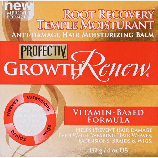 Profectiv Growth Renew Root Recovery Temple Moisturant, 4 oz 1394890