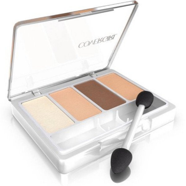 CoverGirl Eye Enhancers 4-Kit Eye Shadow, Natural Nudes [280 1533695