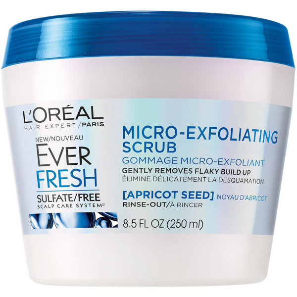 L'Oreal Paris Ever fresh Micro-Exfoliating Scrub 8.5 oz 1487400