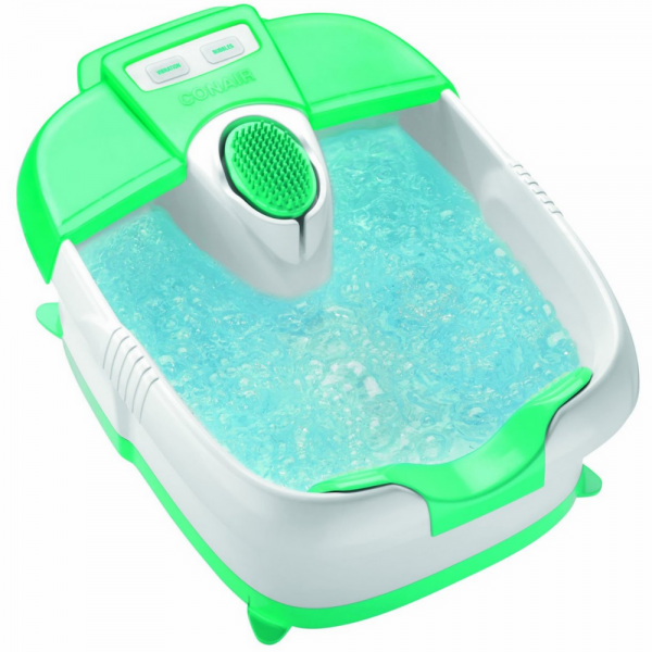 Conair True Massaging Foot Bath with Bubbles & Heat 1 ea 1455500