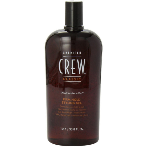 American Crew Firm Hold Styling Gel  33.8 oz 1544860