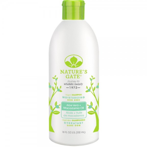 Nature's Gate Aloe Vera + Macadamia Oil Moisturizing Shampoo 1417195