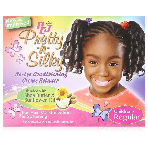Luster's  PCJ Pretty N Silky No Lye Conditioning Relaxer, Ch 1446475