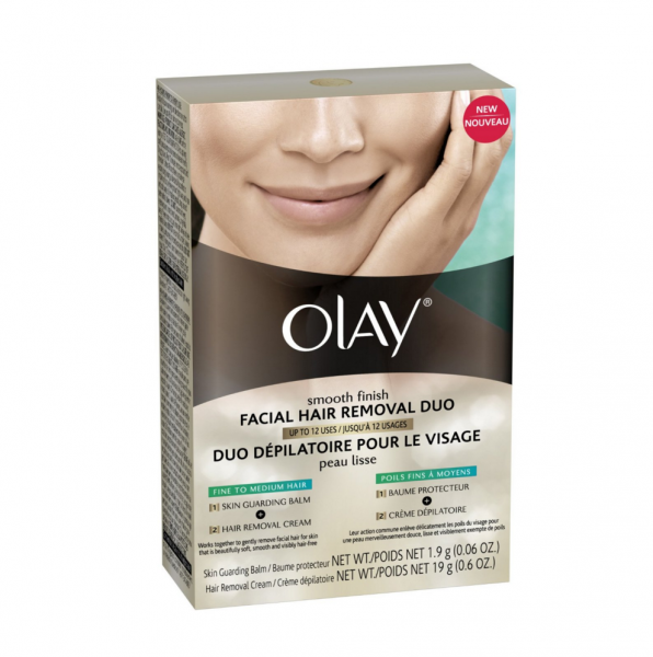 OLAY Smooth Finish Facial Hair Removal Duo 1 Each 1305825