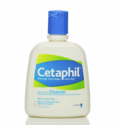 Cetaphil Gentle Skin Cleanser for All Skin Types 4 oz 1180270