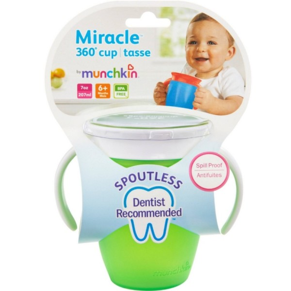 Munchkin Miracle 360 Cup Colors May Vary, 7 oz 1425240