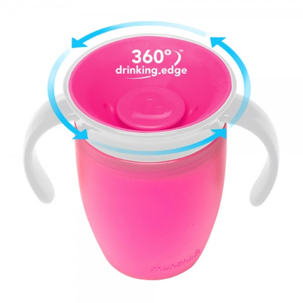 Munchkin Miracle 360 Trainer 7 oz Cup, Colors May Vary 1 ea 1425240