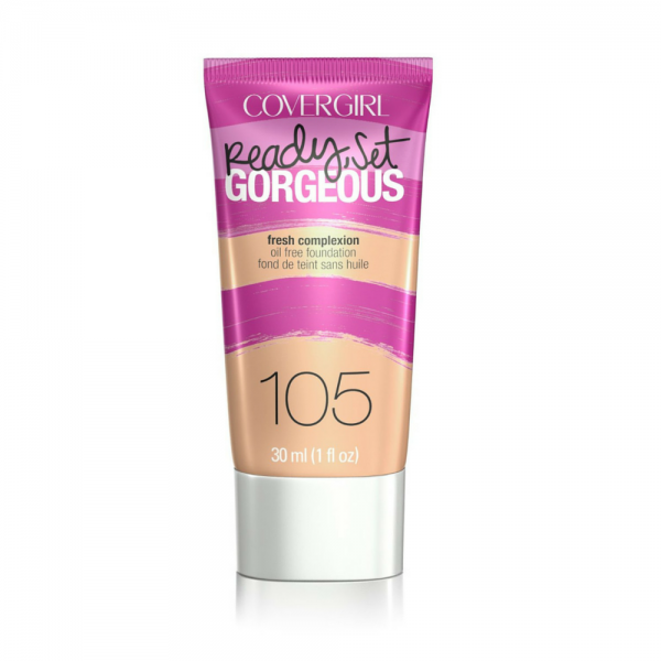 CoverGirl Ready, Set Gorgeous Liquid Makeup Foundation, Clas 1407990