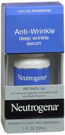 Neutrogena Ageless Intensives Anti-Wrinkle Deep Wrinkle Seru 1139340