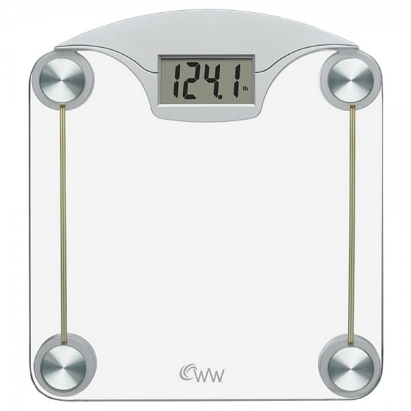 Image of Weight Watchers by Conair Digital Glass Scale 1 ea