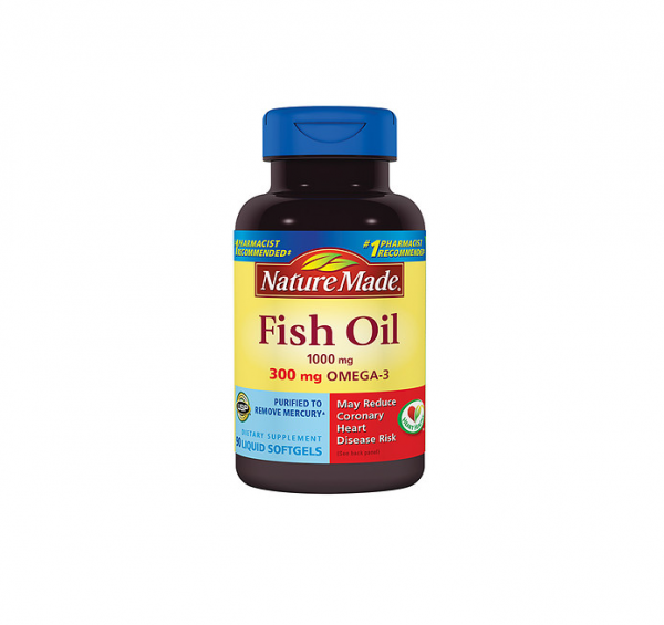 031604026622 upc nature made fish oil 1000mg liquid for How is fish oil made