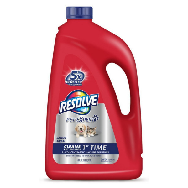 Resolve Pet Steam 2X Concentrated Large Area Carpet Cleaner 1488395