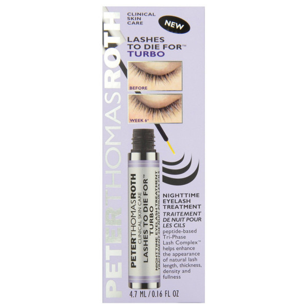 Peter Thomas Roth Lashes To Die for Turbo Nighttime Eyelash 1547215