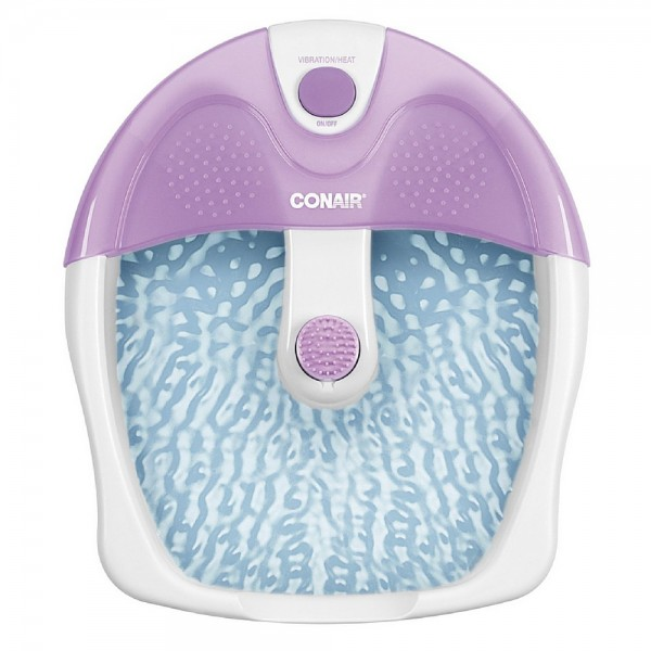 Conair Footbath with Vibration & Heat 1 ea 1336400