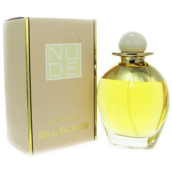 Nude by Bill Blass for Women Cologne Spray 3.4 oz 1509740