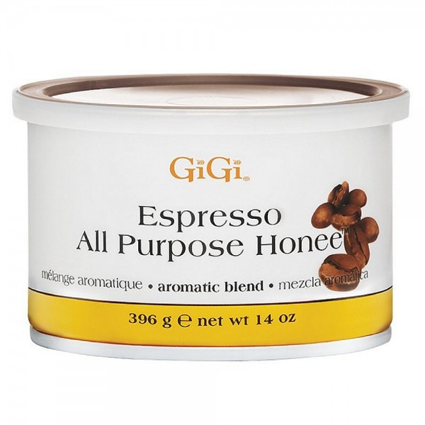 GiGi Espresso All Purpose Honee Wax 14 oz 1430710