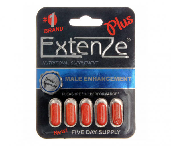 ExtenZe Plus Male Enhancement 5 ea 1310445