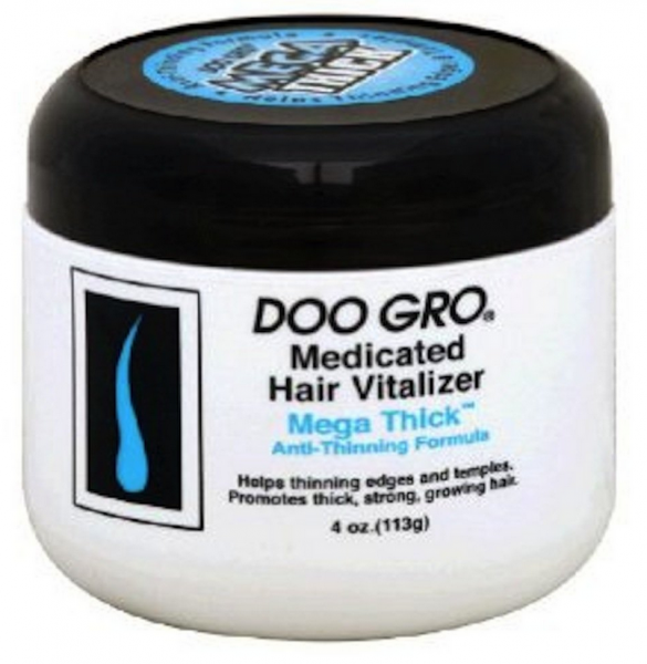 DOO GRO Medicated Hair Vitalizer Mega Thick Anti-Thinning Fo 1390145