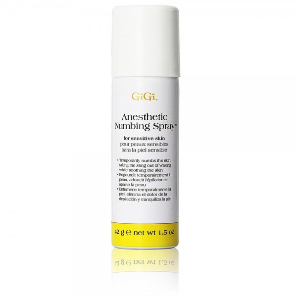 GiGi Anesthetic Numbing Spray  1.5 oz 1427900