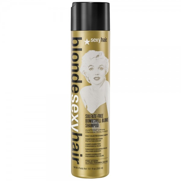 Sexy Hair Concepts Blonde Sexy Hair Sulfate-Free Bombshell B 1438030