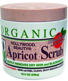 Hollywood Beauty Apricot Scrub, 10.5 oz 1387615