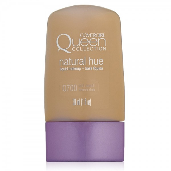 CoverGirl Queen Collection Natural Hue Liquid Makeup, Rich S 1356170