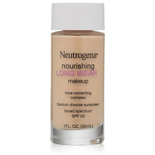 Neutrogena Nourishing Long Wear Makeup, Classic Ivory [10] 1 1450525