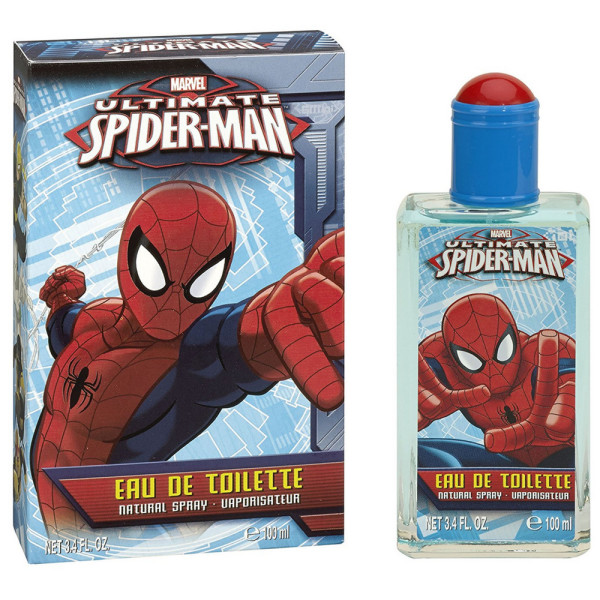 Marvel Ultimate Spider Man Edt Spray For Kids 3.4 oz 1549145