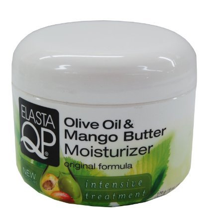 Elasta QP Olive Oil and Mango Butter Moisturizer, 8.25 oz 1396935