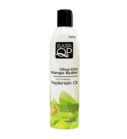 Elasta QP Olive Oil & Mango Butter Anti-Breakage Growth Oil, 1396835