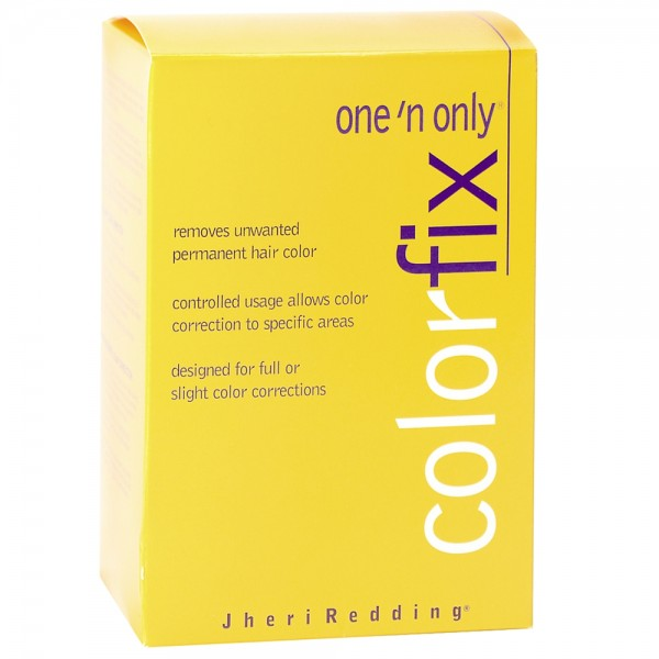 One N' Only Colorfix Kit Permanent Hair Color Remover 1 ea 1440005