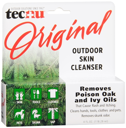 Tecnu Outdoor Skin Cleanser 4 oz 1209740