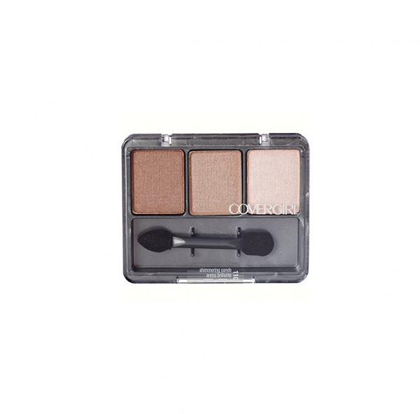 CoverGirl Eye Enhancers 3 Kit Eye Shadow, Shimmering Sands [ 1352920