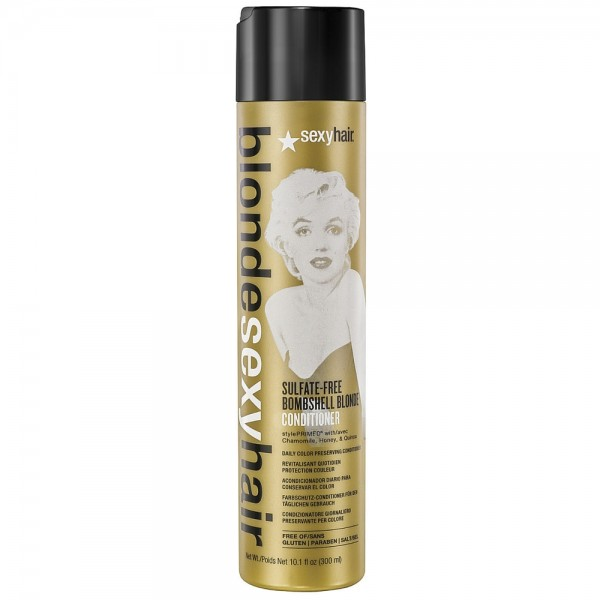 Sexy Hair Concepts Blonde Sexy Hair Sulfate-Free Bombshell B 1437970