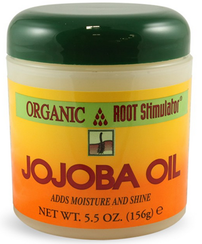 Organic Root Stimulator Jojoba Oil, 5.5 oz 1386305
