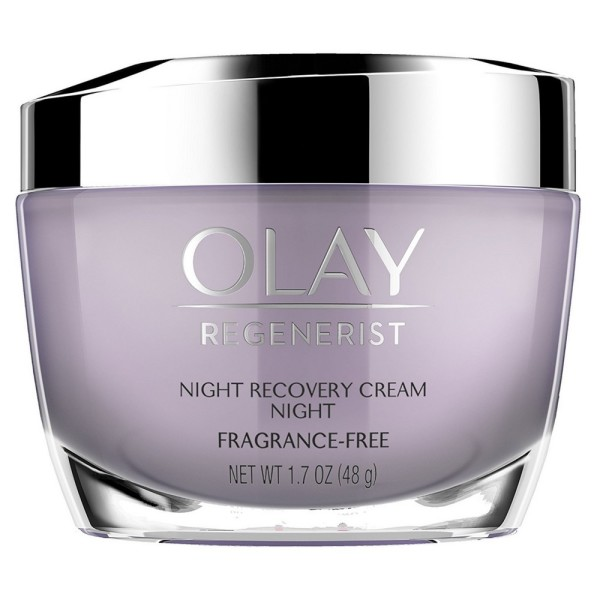 OLAY Regenerist Night Recovery Cream & Face Moisturizer 1.7 1497180