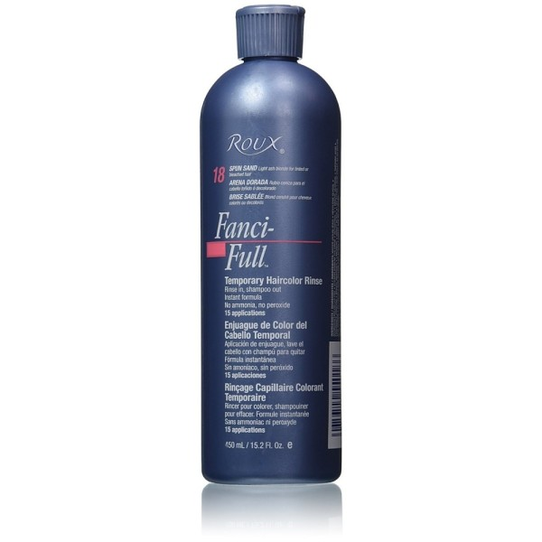 Roux Fanci-Full Rinse Temporary Hair Color, Spun Sand 15.20 1450010