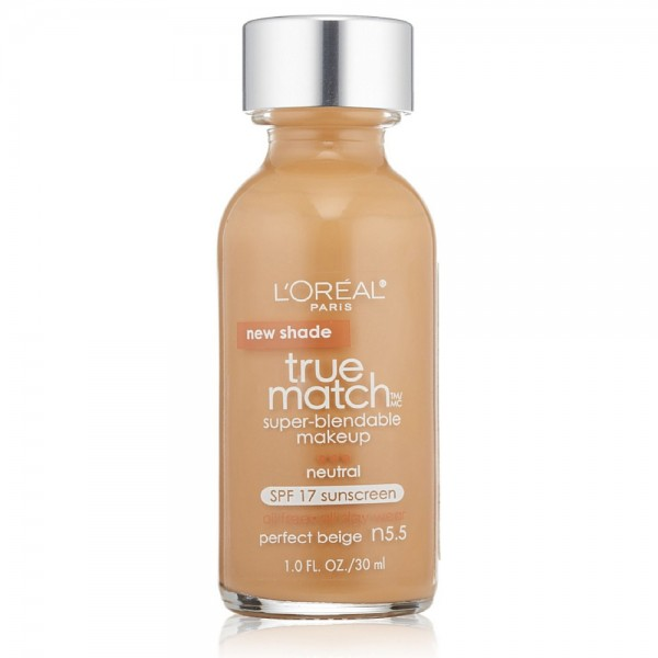 L'Oreal Paris True Match Super-Blendable Makeup, Neutral Per 1410765
