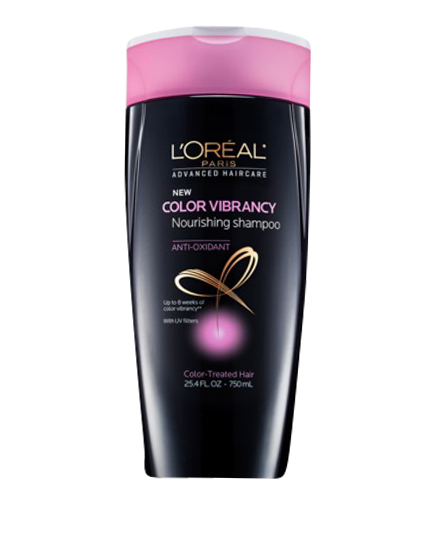 L'Oreal Paris Color Vibrancy Nourishing Shampoo 25.40 oz 1332960