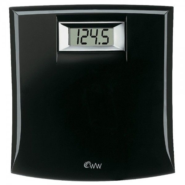 Image of Weight Watchers by Conair Compact Precision Electronic Scale