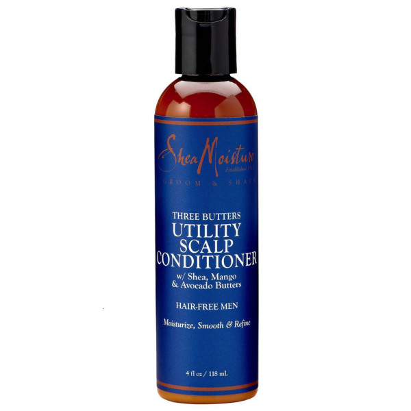 Shea Moisture Three Butters Utility Scalp Conditioner 4 oz 1496000